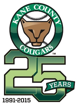 Kane County Cougars vs. Wisconsin Timber Rattlers - MILB GENEVA, IL - Thursday, July 9th 2015 at 6:30 PM 12 tickets donated